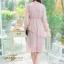 ชุดเดรสลูกไม้ พร้อมส่ง Lace Dress ทรงบาน thumbnail 12