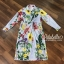 พร้อมส่ง Floral Zara dress thumbnail 7