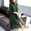 เดรสเกาหลี พร้อมส่ง Dress คอปีน แขนยาว thumbnail 6