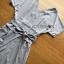 พร้อมส่ง จัมป์สูทผ้าเครปสีเทาอ่อน thumbnail 8