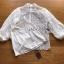 เสื้อลูกไม้ พร้อมส่ง เสื้อผ้าลูกไม้สีขาว thumbnail 12