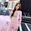 เสื้อผ้าเกาหลี พร้อมส่ง เสื้อ+กางเกง Gucci 2017 thumbnail 2