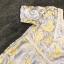 พร้อมส่ง เดรสงานผ้ามุ้งปัก ลายฟ้าทอง คอวี thumbnail 9