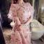 ชุดเดรสเกาหลี พร้อมส่ง Dress ชุดกระโปรงยาว thumbnail 11