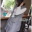 เสือผ้าแฟชันเกาหลี พร้อมส่ง เซ็ตเสื้อสูทลายสก๊อต thumbnail 8