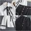 เสื้อผ้าเกาหลี พร้อมส่ง เซ็ท 2 ชิ้นสุดคุ้ม ผ้าชีฟอง thumbnail 7