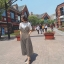 เสื้อผ้าเกาหลี Jump Suit ลายทาง พร้อมส่ง thumbnail 11
