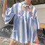 เสื้อเกาหลี พร้อมส่ง เสื้อเชิ้ตสไตล์เดียวกับตุ๊กตา Bylthe thumbnail 6