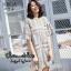 เดรสเกาหลี พร้อมส่ง MINI Dress แขนกระดิ่ง thumbnail 2