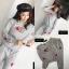 เสื้อผ้าเกาหลี พร้อมส่ง Set เสื้อ+กางเกง CHANEL thumbnail 12
