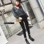 เสื้อเกาหลี แขนยาวไหมพรม พร้อมส่ง thumbnail 10