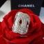 พร้อมส่ง Chanel Ringตัวนี้ค่ะ ใช้เพชร CZ แท้ thumbnail 1