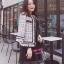 พร้อมส่ง เสื้อผ้าเกาหลี สูทแบรนดัง Chanel thumbnail 1