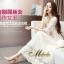 ชุดเดรสเกาหลี พร้อมส่ง Dress ลูกไม้ คอเหลี่ยม thumbnail 7
