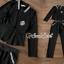 เสื้อผ้าแฟชั่นเกาหลี พร้อมส่ง เสื้อสูทกับกางเกงเอวสม็อค thumbnail 3