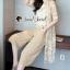 เสื้อผ้าแฟชั่นเกาหลี พร้อมส่ง เซ็ท 3 ชิ้น ลุคสาววินเทจ thumbnail 6
