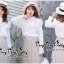 เสื้อแฟชั่นเกาหลี สไตล์เจ้าหญิง พร้อมส่ง thumbnail 5