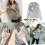 เสื้อเกาหลี พร้อมส่ง เสื้อคลุมขนปุย thumbnail 5
