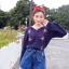 เสื้อแฟชั่น พร้อมส่ง เสื้อไหมพรมเกาหลี thumbnail 2