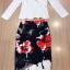 พร้อมส่ง เสื้อผ้าเกาหลี เสื้อสีขาวแขนยาว thumbnail 15