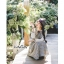ชุดเดรสเกาหลี พร้อมส่ง Dress ลายสก็อต thumbnail 5