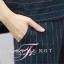 เสื้อผ้าเกาหลี เสื้อคอวี+กางเกงขายาว 7 ส่วน thumbnail 6