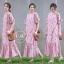 ชุดเดรสเกาหลี พร้อมส่ง Maxi Dress ทรงปล่อย thumbnail 11