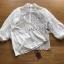 พร้อมส่ง เสื้อผ้าลูกไม้สีขาวสไตล์คลาสสิก thumbnail 11