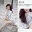 เสื้อผ้าเกาหลี พร้อมส่ง จั้มสูทผ้าปักทั้งชุด thumbnail 5