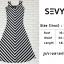 พร้อมส่ง Maxi Dress ลายริ้วแนวเฉียงขาวสลับดำ thumbnail 10