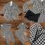 เสื้อผ้าเกาหลี พร้อมส่ง blazer set ลายสก็อต thumbnail 9