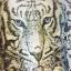 พร้อมส่ง เสื้อไหมพรมตัวเก๋ สุดชิค ทอลาย Leopard หน้าเสือ thumbnail 15