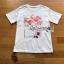 เสื้อเกาหลี พร้อมส่ง ทีเชิ้ตสีขาวปักดอกไม้ thumbnail 11