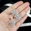 พร้อมส่ง Chanel Earring งานเกรดซุปเปอร์ไฮเอน thumbnail 4