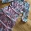 เดรสผ้าลูกไม้ พร้อมส่ง เดรสลูกไม้ ตกแต่งระบายปักลายดอกไม้ thumbnail 10