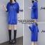 เดรสเกาหลี พร้อมส่ง มินิเดรสเสื้อกันหนาว thumbnail 3