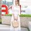 ชุดเดรสเกาหลี พร้อมส่ง เดรสยาว แขนบอลลูน thumbnail 2