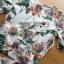 พร้อมส่ง เสื้อดอกไม้กับกางเกงทรง culottes thumbnail 10