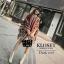 เสื้อเกาหลี ไหมพรมงาน Knit พร้อมส่ง thumbnail 7