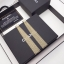พร้อมส่ง Chanel Earring ต่างหูงานโซ่ thumbnail 6