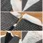 พร้อมส่ง เดรสผ้าไหมพรมงาน knit thumbnail 8