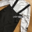 เดรสเกาหลี พร้อมส่ง เอี๊ยม เดรสผ้าเครปสีดำทับเสื้อคอตตอน thumbnail 17