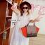 พร้อมส่ง Long shirt Dress เดรสเกาหลี thumbnail 6