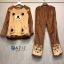 เสื้อผ้าเกาหลี พร้อมส่ง ลายหมีแพนด้า และ ลายคุมิ คุมะ thumbnail 9