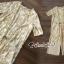 เสื้อผ้าแฟชั่นเกาหลี พร้อมส่ง เซ็ท 3 ชิ้น ลุคสาววินเทจ thumbnail 3