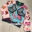 เสื้อเกาหลี พร้อมส่ง Jacket Gucci ปักผีเสื้อ thumbnail 4