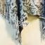 พร้อมส่ง เสื้อไหมพรมตัวเก๋ สุดชิค ทอลาย Leopard หน้าเสือ thumbnail 14