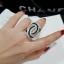 พร้อมส่ง Chanel Ring เพชร CZ แท้ thumbnail 3