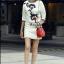 พร้อมส่ง ชุดเข้าเซทสไตล์สาวเกาหลี เสื้อผ้าแฟชั่น thumbnail 2