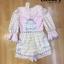 เสื้อผ้าเกาหลี พร้อมส่ง Jumpsuit ขาสั้น thumbnail 2